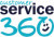 Customer Service 360 logo