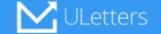 Uletters logo