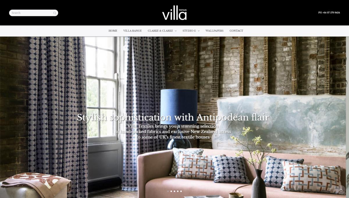 Villa Textiles